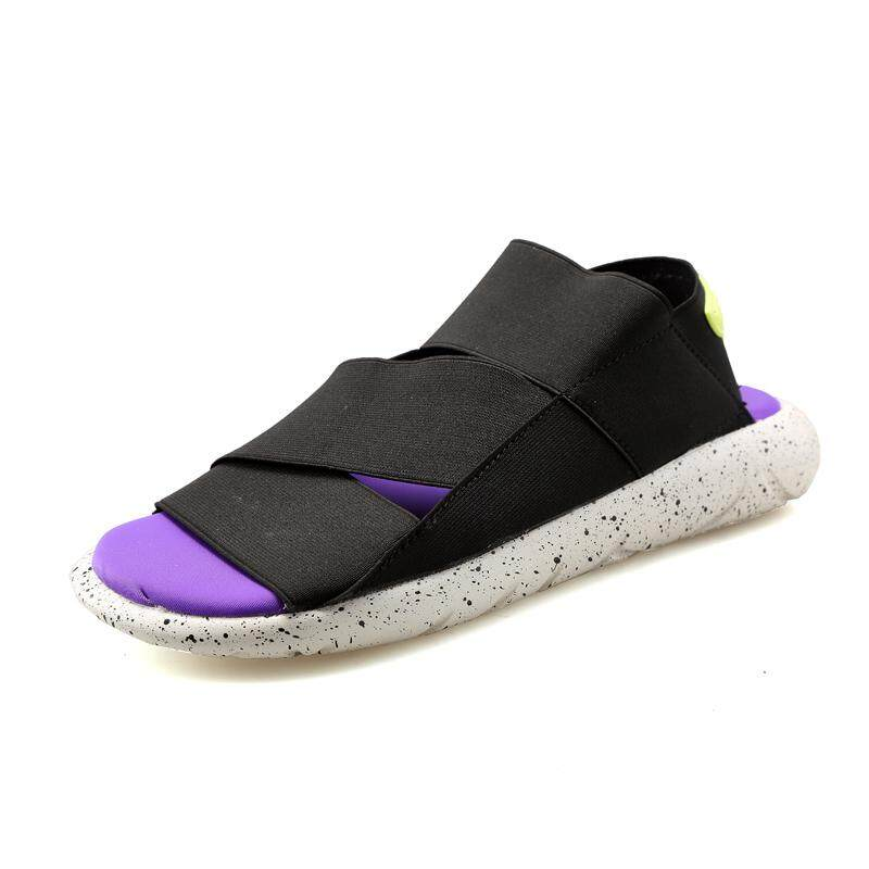 New Arrival Summer Sandals Outdoor Men Slippers Open-Toed Leather Sandals Men Sandals Aiwoqi By Youngsun.