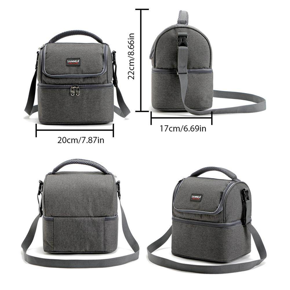 Women Sanne 7L Lunch Bag Insulated Picnic Bag Lunch Box for Men