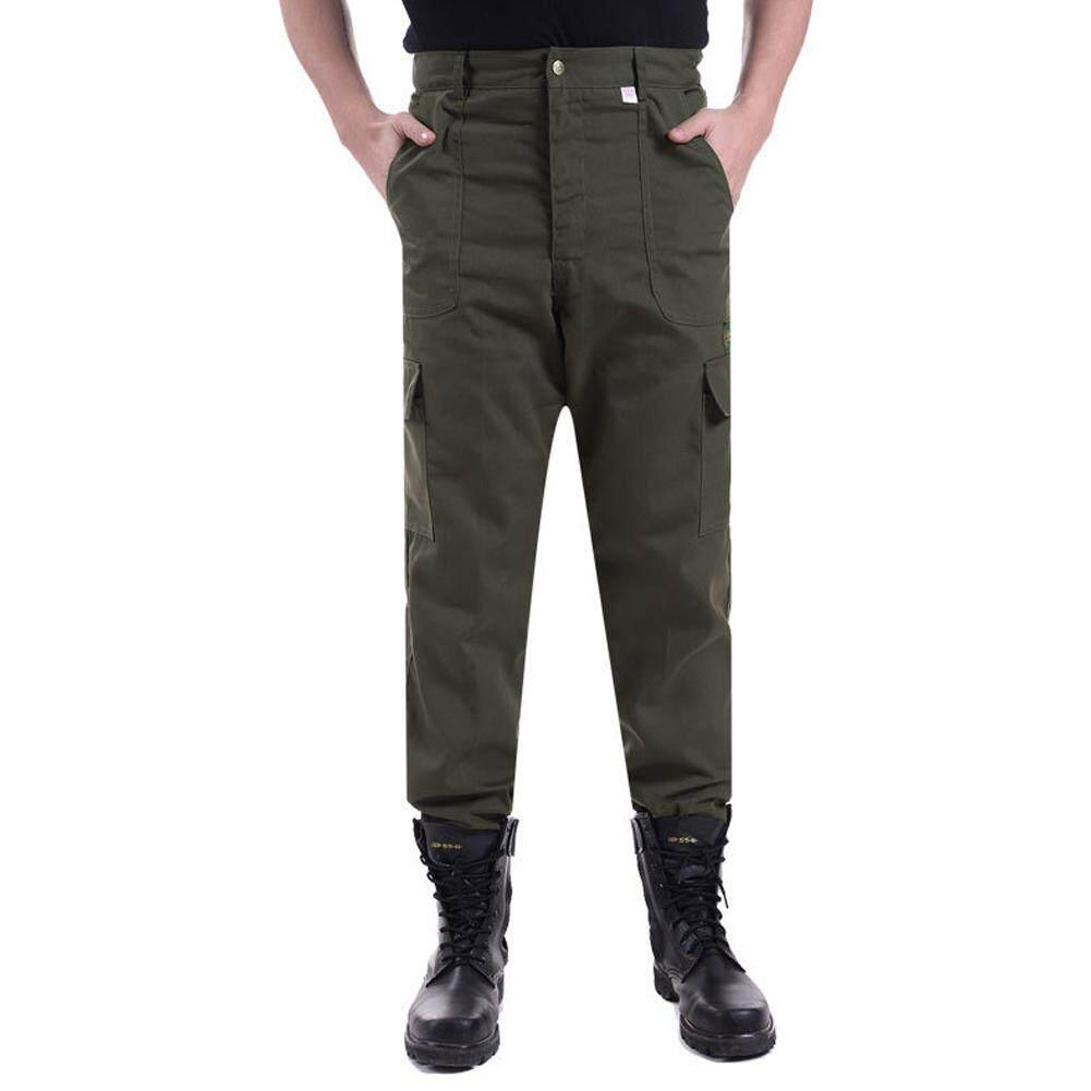 ab0079e00 China. NEW Fashion Men's Army Green Color Long Pants male Dust-proof  Wear-resistant Pants