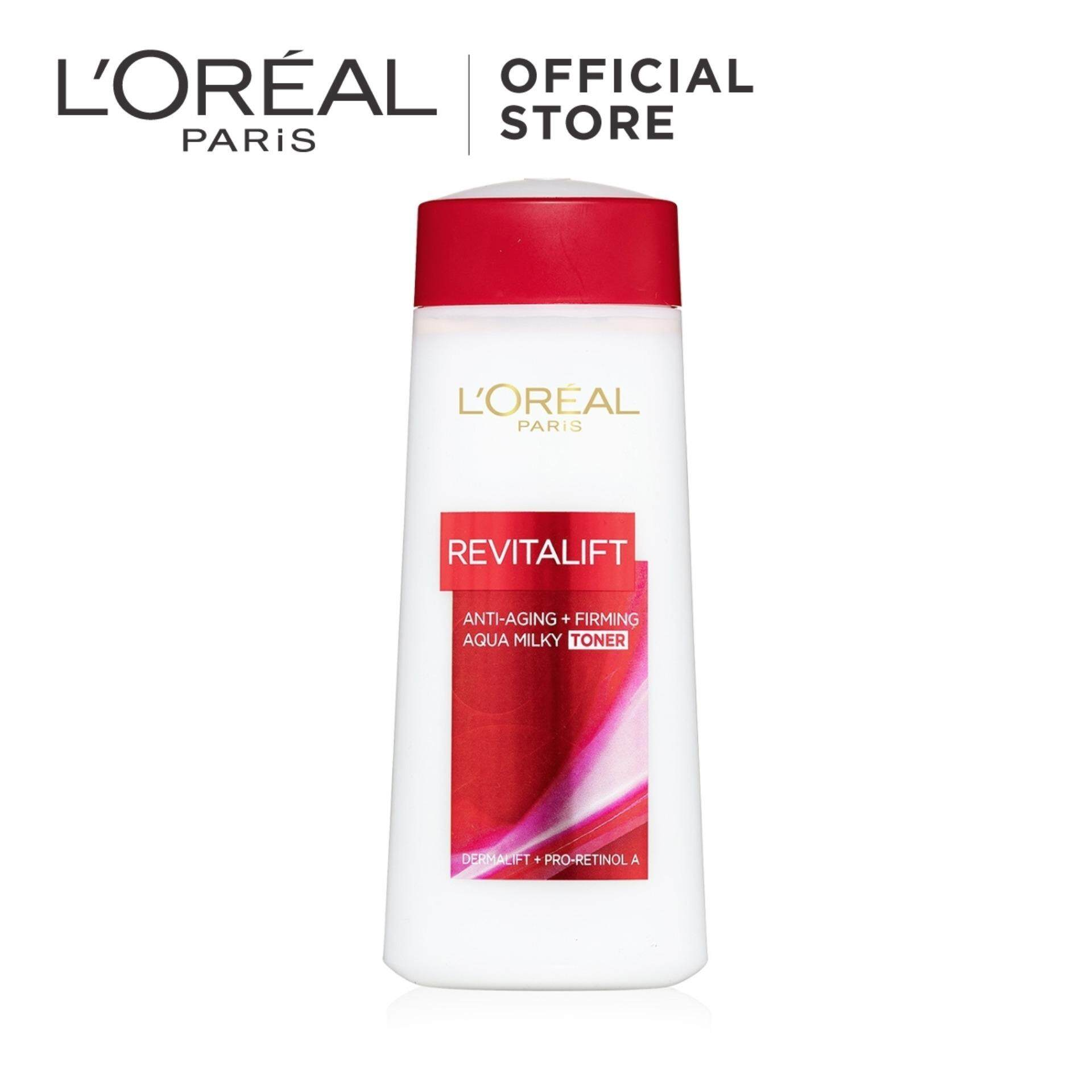 L'Oreal Paris Revitalift Aqua Milky Toner 200ml