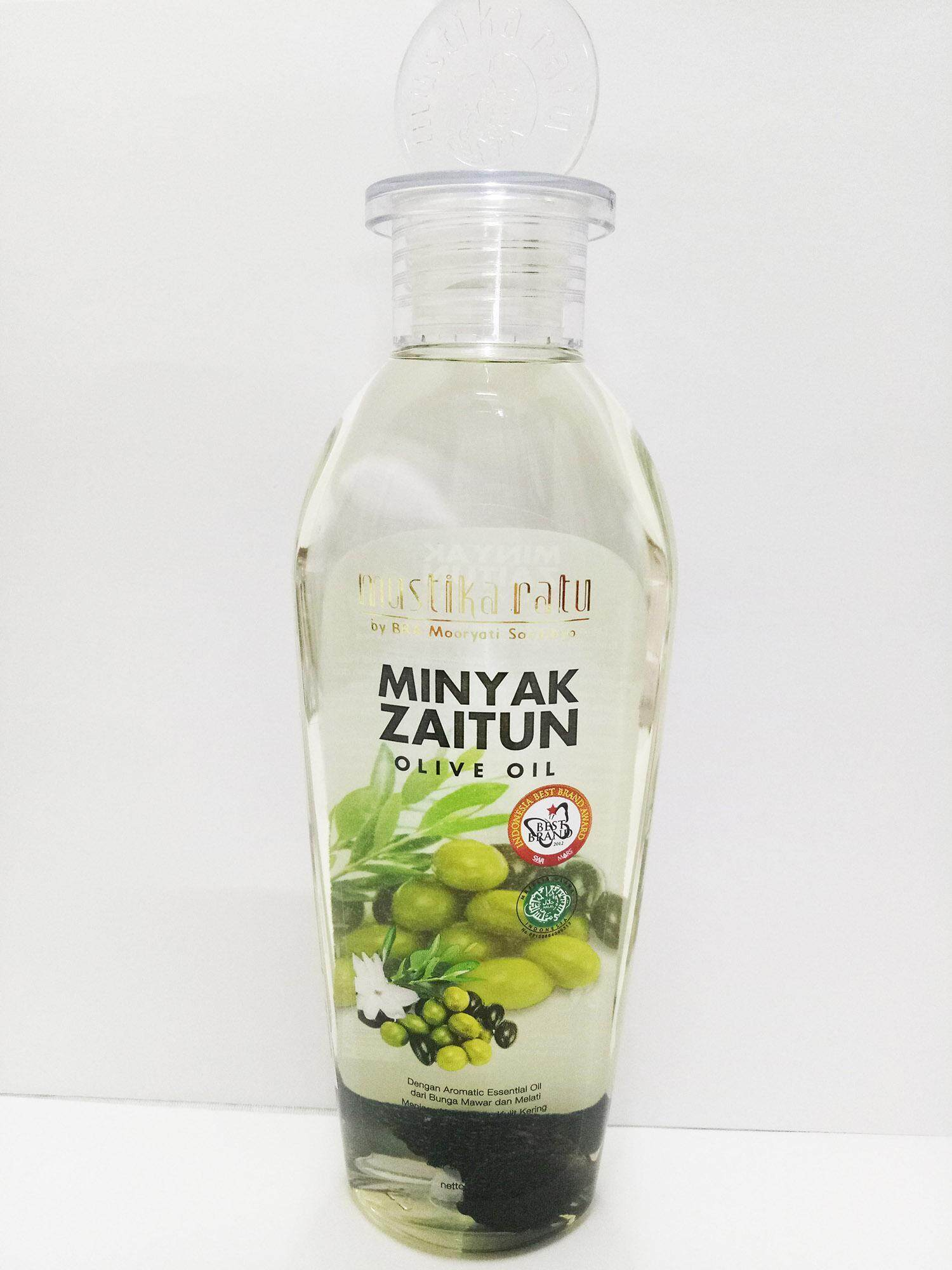 Hair Care Treatments Buy At Akar Zaitun Mustika Ratu Minyak 175ml