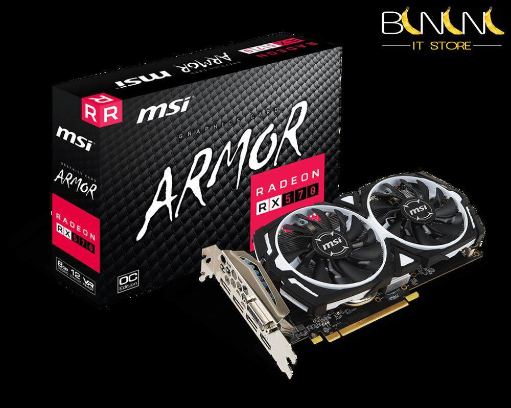 Sell Msi Gaming Radeon Cheapest Best Quality My Store Vga Powercolor Red Devil Rx 570 4gb Gddr5 470 Armour 4gbmyr1400 Myr 1420