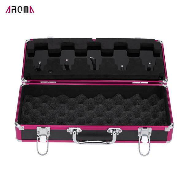 Aroma APB-3 Effect Pedal Carry Case Box Guitar Effects Total Metal Locking Case Malaysia