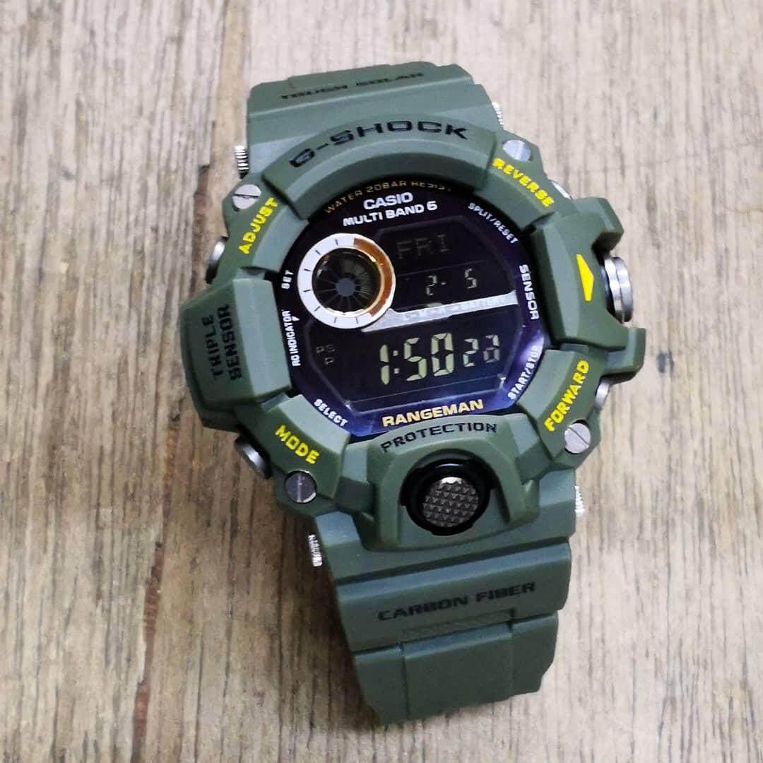 Sell Rangeman Gw9400 Watch Cheapest Best Quality My Store Gshock Original Gw 9400 1adr Myr 299