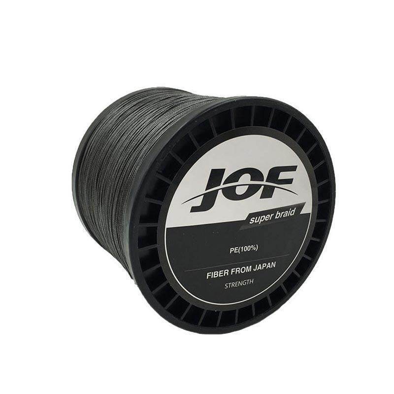 1000m 13lb - 200lb Pe Braided Fishing Line 8 Strands Strong Multifilament Fishing Line Carp Fishing Sea Fish Wire - Dark Grey 6.0 By Mile International Store.