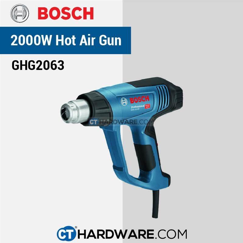 BOSCH GHG 20-63 KIT Professional Heat Gun 2000W (Heavy Duty) [GHG2063]