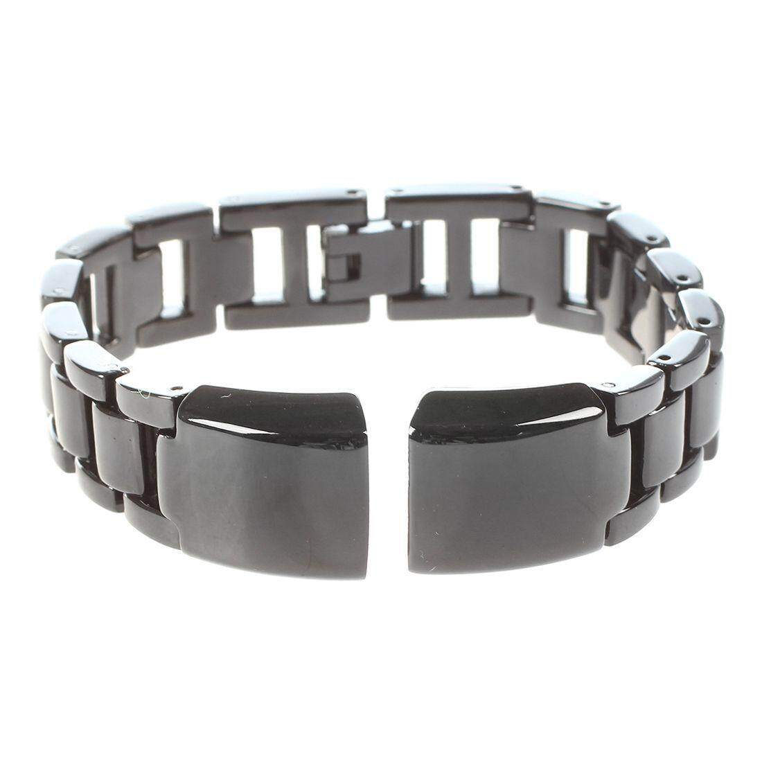 Stainless Steel Bracelet Watch Band Strap For Fitbit Alta Smart Tracker Black Malaysia