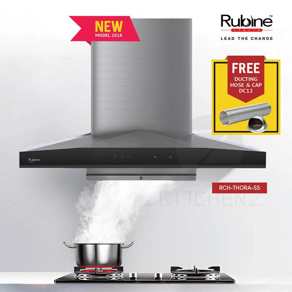 Rubine New Estratto Series T Hood Rch Thora Ss 1500m3 Hr With