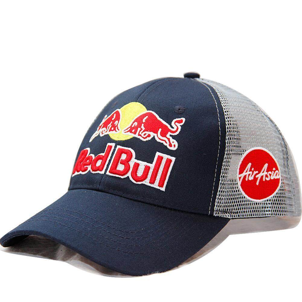 Mens Hats Buy At Best Price In Malaysia Lazada Topi Baseball Snapback Mesh Curved Trucker Cap Redbull Air Asia Blue