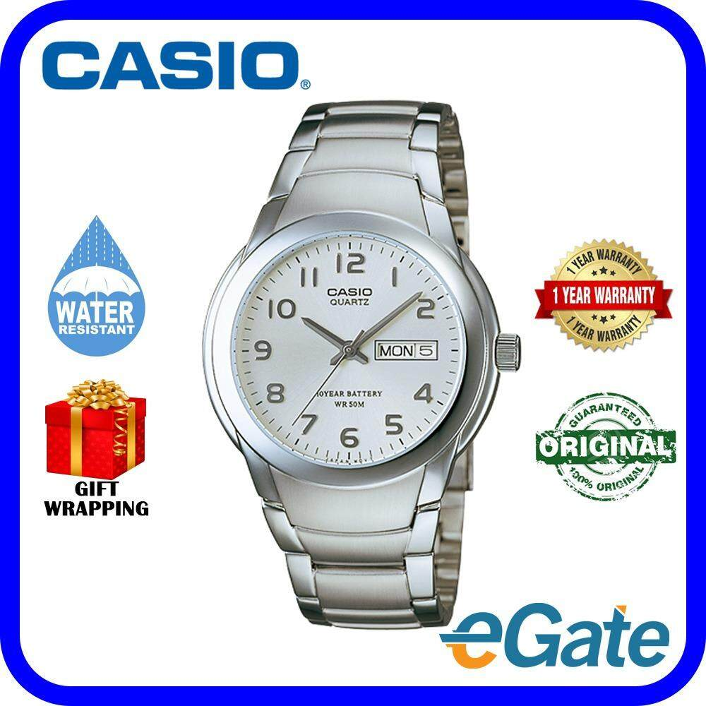 Casio Men Watches Price In Malaysia Best Lazada Jam Tangan Standard Ae 1200wh 1bv Mtp 1229d 7a Analog Watch Silver Casual Original