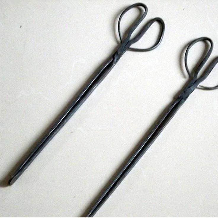 2# Fire tongs