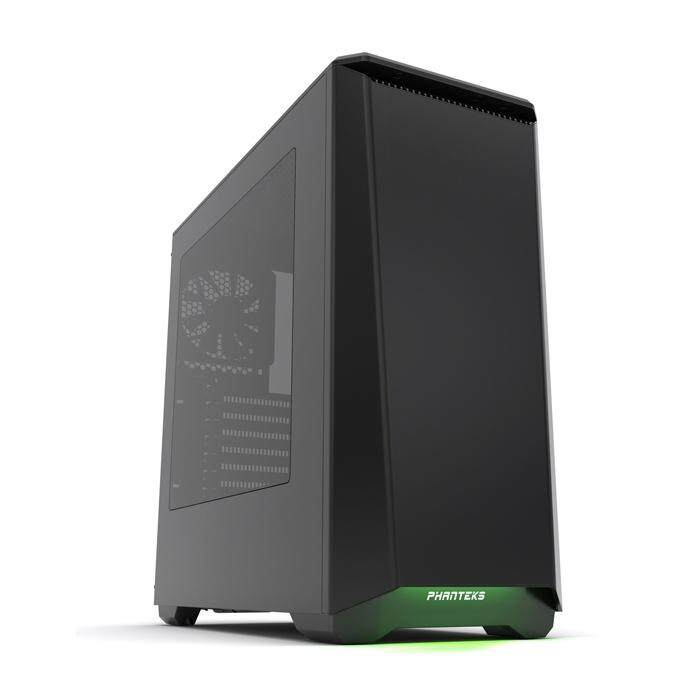 Phanteks Eclipse P400 Mid Tower ATX Case Black Malaysia