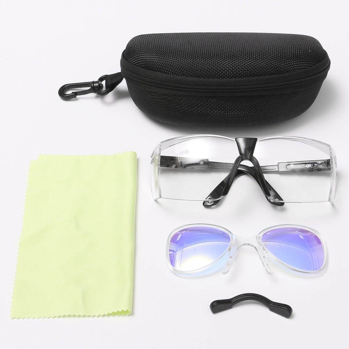Protective Goggles Safety Glasses Eyewear Double-Layer For CO2 Laser 10600nm