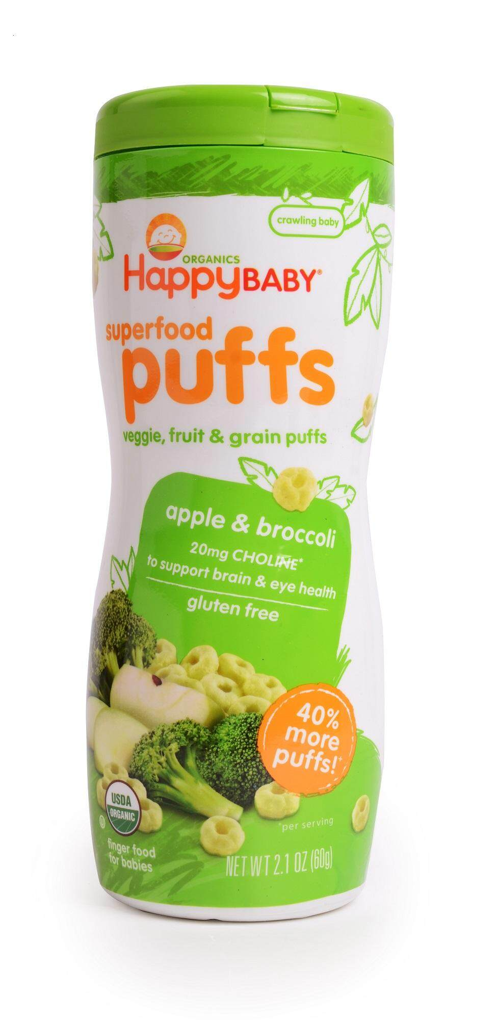 Sell Happy Baby Puff Cheapest Best Quality My Store Organic Puffs Combo C Strawberry Beet Sweet Potato Spinach Potatomyr38 Myr 41