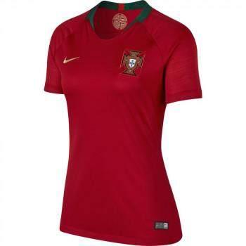 Portugal Women Stadium Home Fans Jersey 2018 By Luxury Jersey Shop.