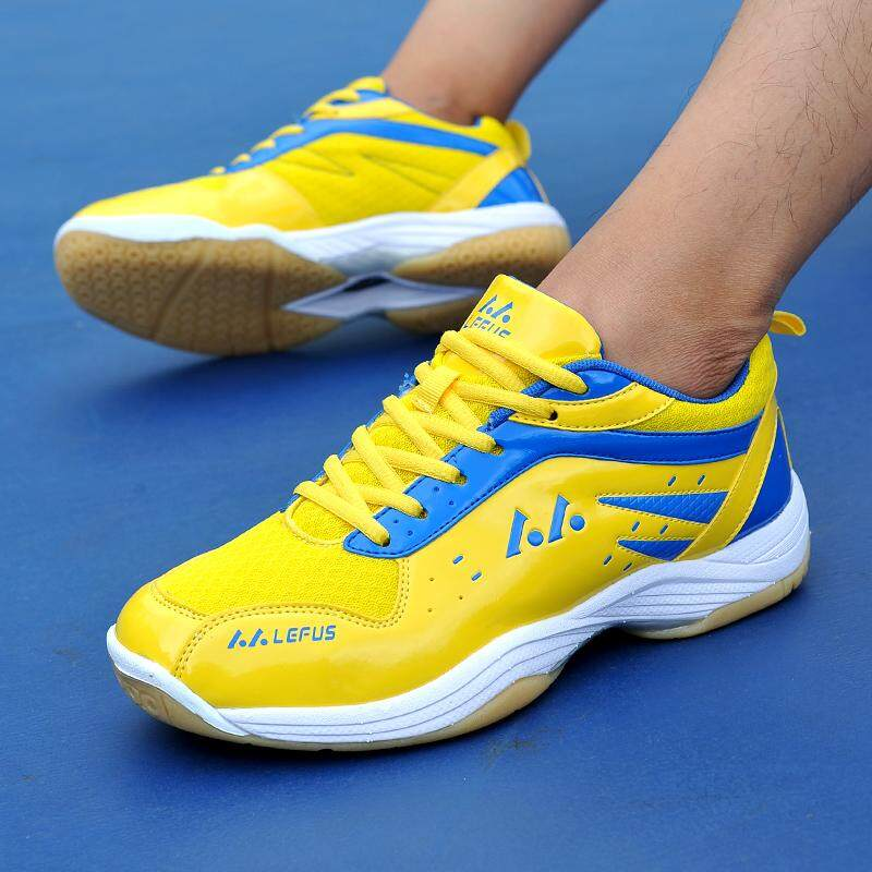 YEALON Badminton Shoes Women Men Sneakers Women s Sneakers Training  Breathable Anti-Slippery Light Sneakers Badminton 890852aaf5
