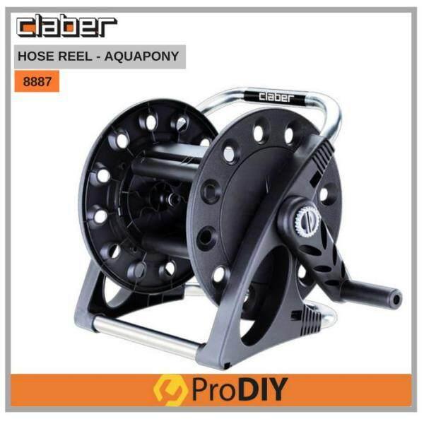 CLABER 8887 Italy Aquapony® 1/2  20M Capacity Hose Reel
