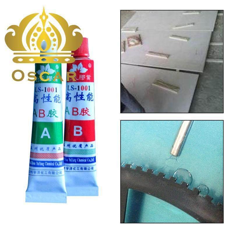 A+B Resin Adhesive Glue with Stick For Super Bond Metal Plastic Wood Repair New