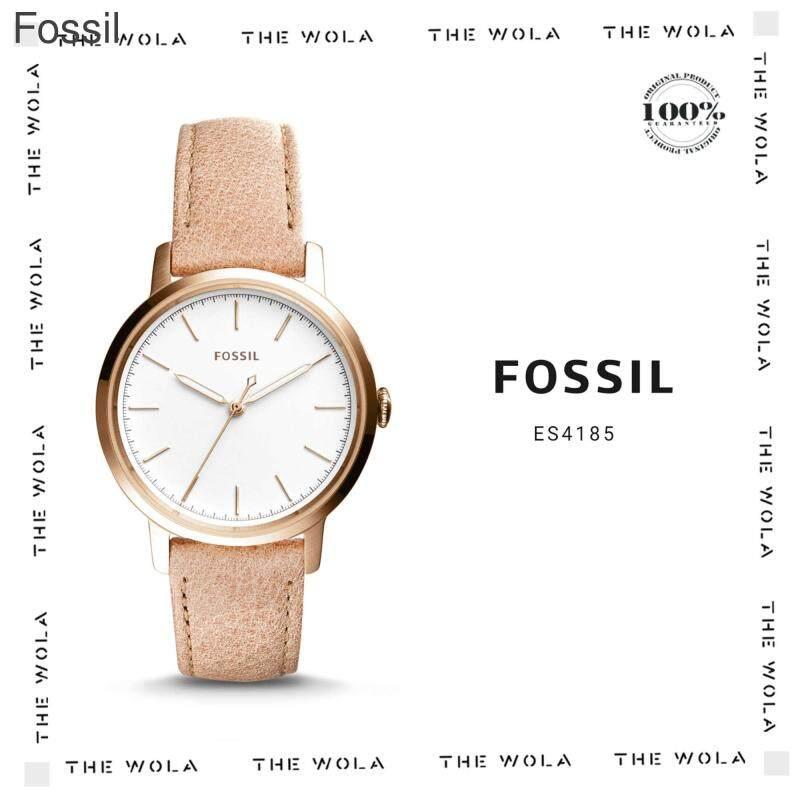 FOSSIL CASUAL WOMEN WATCH ES4185 Original & Genuine (2 Years Warranty) Malaysia