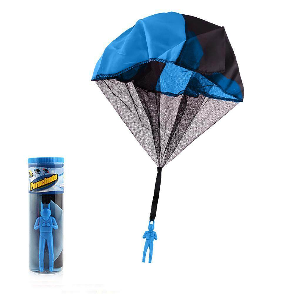 Lightsmile Interesting Hand Throw Parachute Toy Tangle Free Skydiver Parachute For Kids By Lightsmile.
