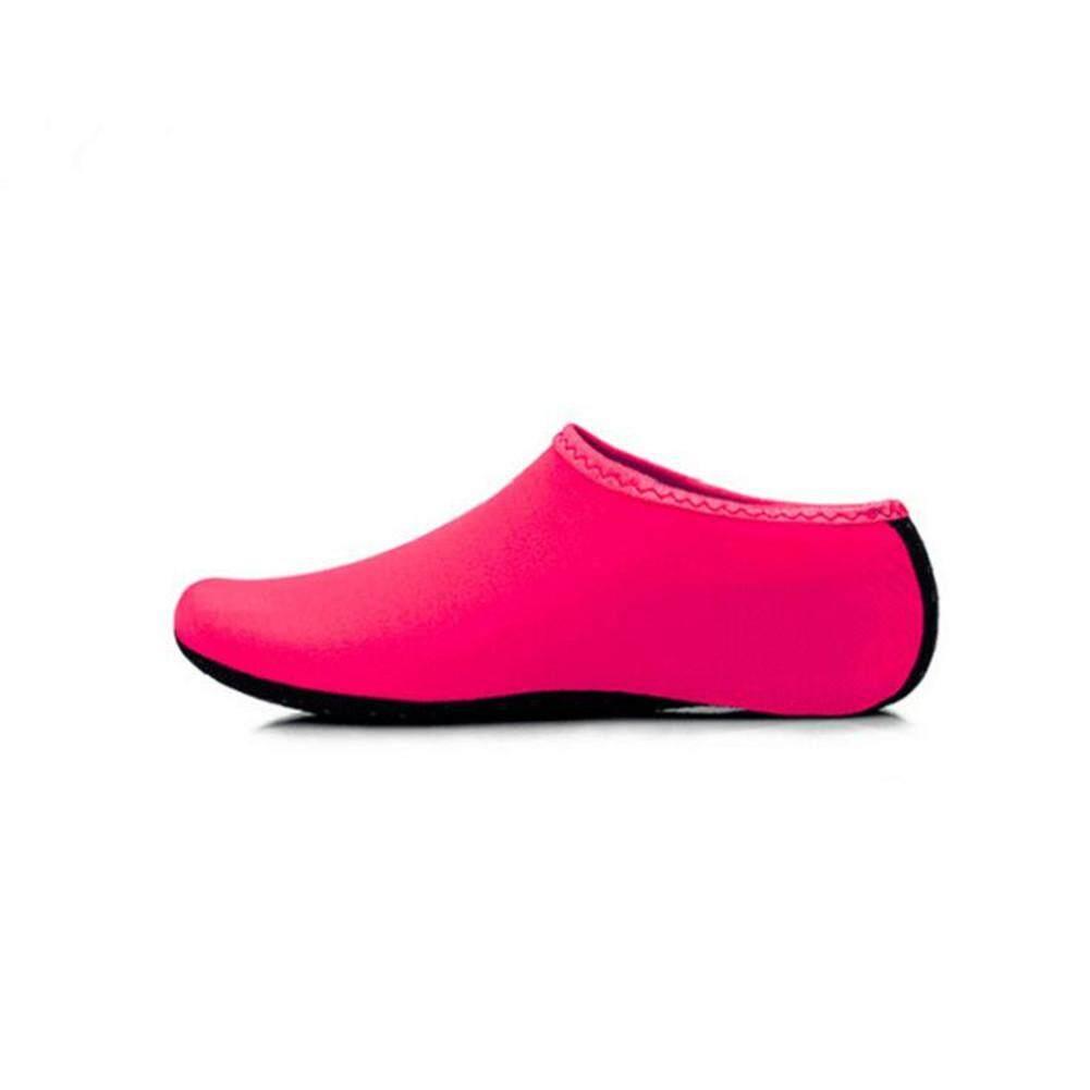 Ym Fashion Barefoot Water Skin Shoes Anti-Skid Socks Beach For Swim Surf Yoga Exercise By Yingdd Mall.
