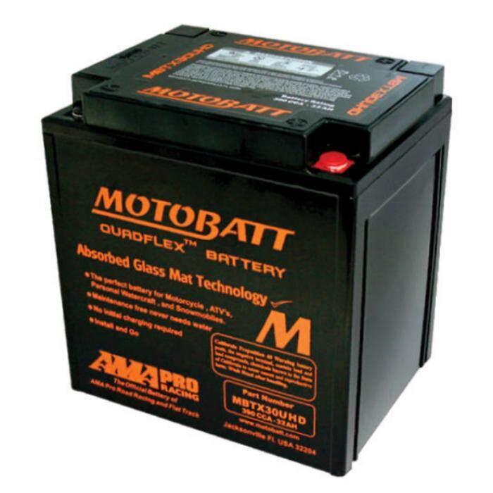 Motobatt Mbtx30uhd By Pj Wah Accesories.