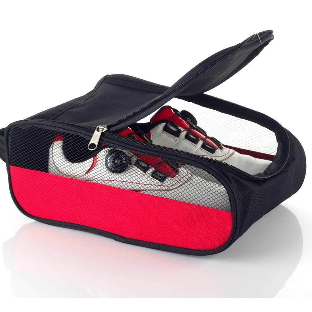 Portable Breathable Golf Shoes Bag Case Pocket Pouch Storage Sports Accessory Es By Mkstudio.
