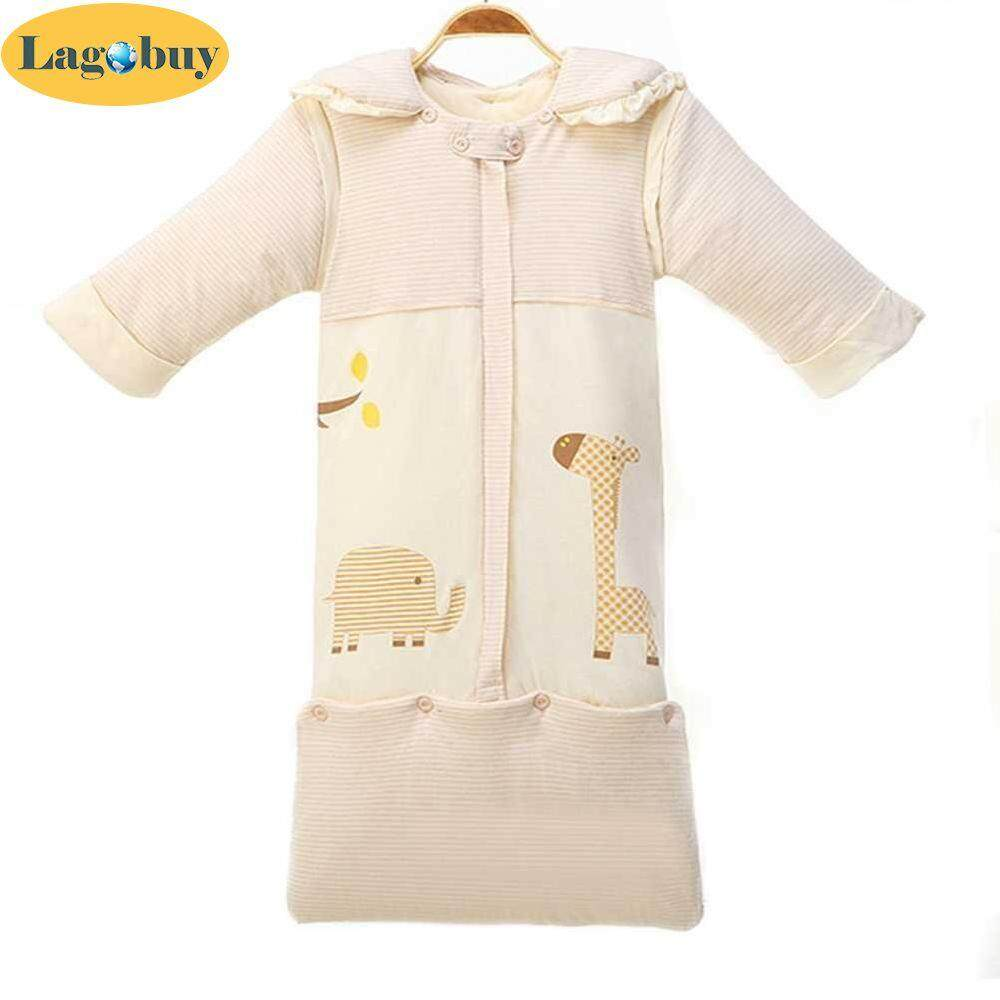 Lagobuy 85cm Newborn Infant Winter Cotton Thicken Sleeping Bag Baby Bedding Accessories By Lagobuy.