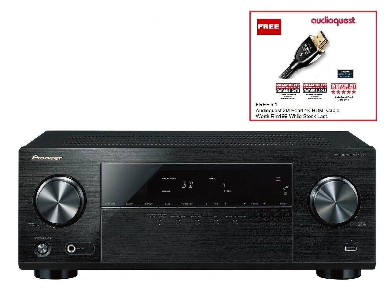 Pioneer VSX-930-S A/V Receiver Drivers (2019)