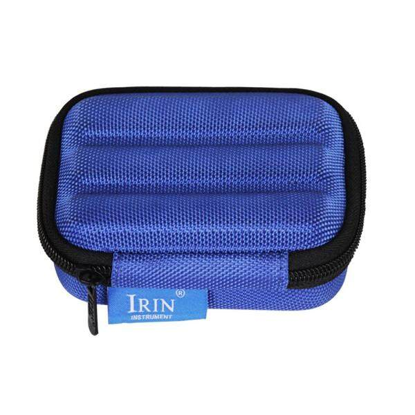 10-Hole Harmonica Mouth Organ Case Box Bag Water-resistant Shock-proof for Storing 3pcs Harmonicas Malaysia