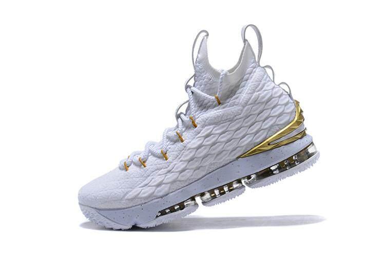 67d5f1e4e67 Nike Official LeBron James LeBron XV LeBron 15 EP Mid Top LBJ Men  Basketaball Shoe High