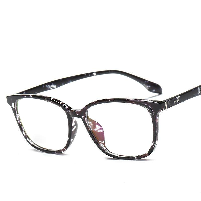 6b1a1ba0858 Glasses Frame Female Korean Style Fashion Vintage Tr90 with Nearsighted  Glasses Male Full Frame yan jing