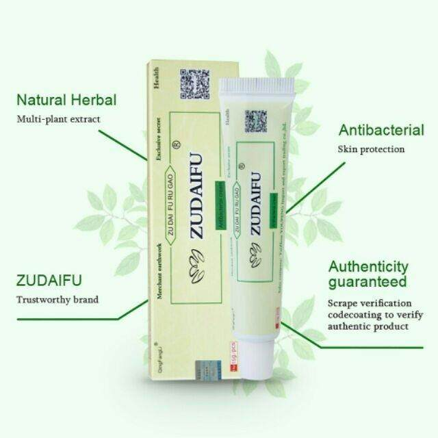 Cream Eczema Zudaifu Krim Ekzema By Ready Stock Murah.
