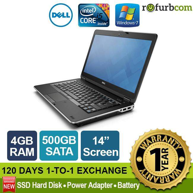 DELL LATITUDE E6440 / INTEL CORE I5 1ST GEN (4GB, 500 SATA) [refurbished] Malaysia