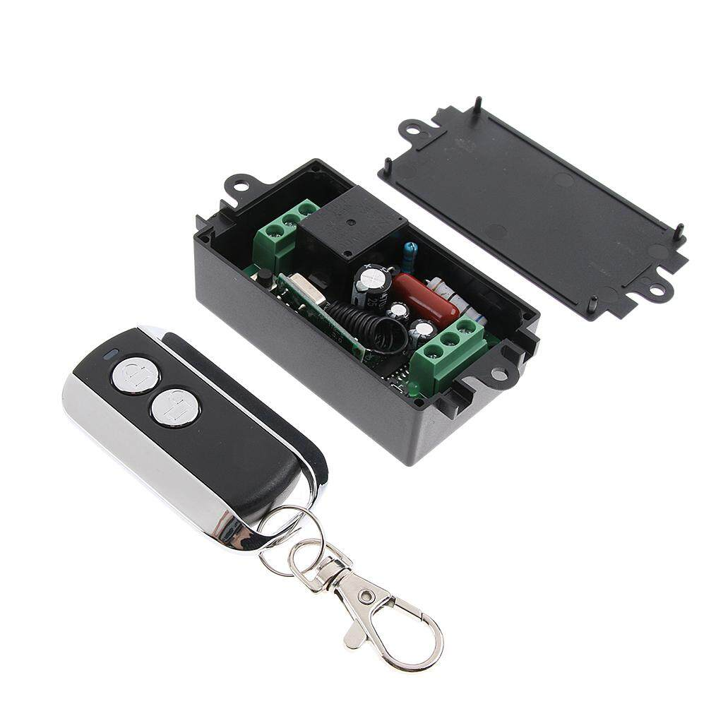 Miracle Shining AC180-240V Wireless Remote Control Switch Relay Receiver&Transmitter 315Mhz