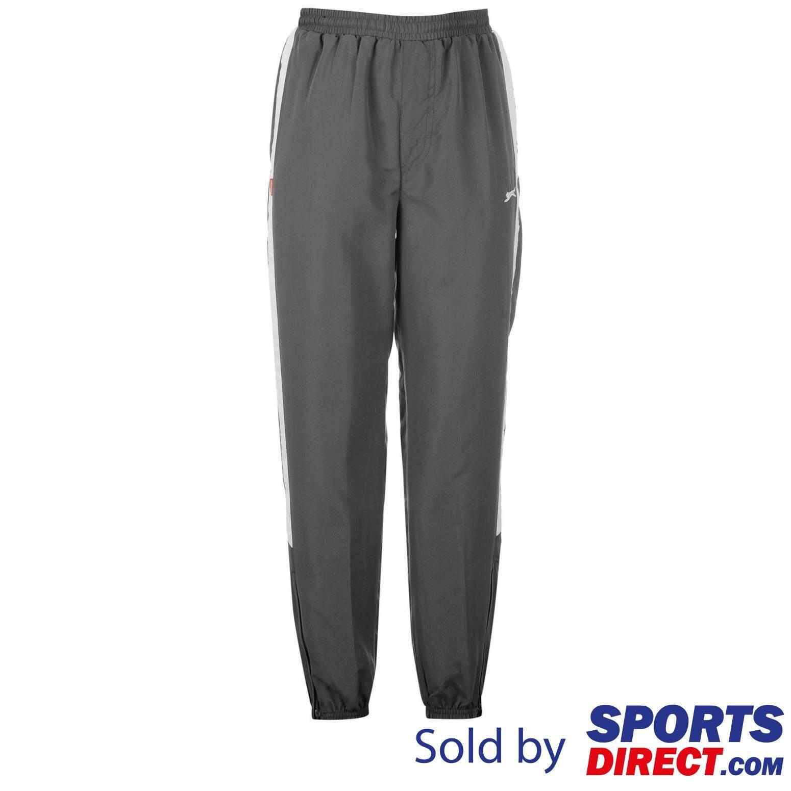 Slazenger Closed Hem Woven Pants Juniors (charcoal) By Sports Direct Mst Sdn Bhd.
