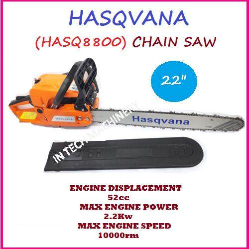 HASQVANA HASQ8800 22INCHES CHAIN SAW