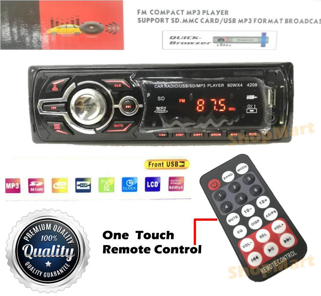 Car Audio Buy At Best Price In Malaysia Head Unit Wire Harness Same As Computer Radio Stereo Mp3 Compact Player Usb Sd Aux