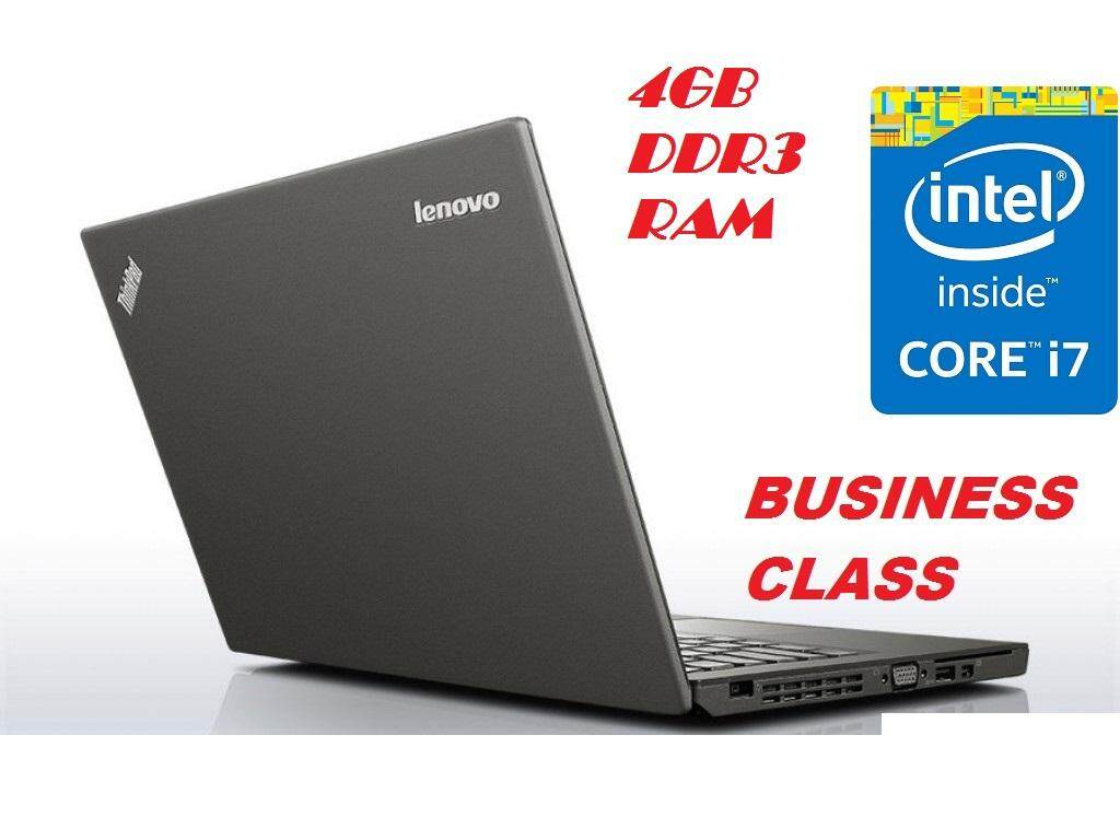 (REFURBISHED) Lenovo ThinkPad X240 Intel core i7 4600U 2.1TO 2.7 GHZ /4GB DDR3/500GB HDD/12.5 LED SCREEN/INTEL HD GRAPHIC/W8 PRO Malaysia
