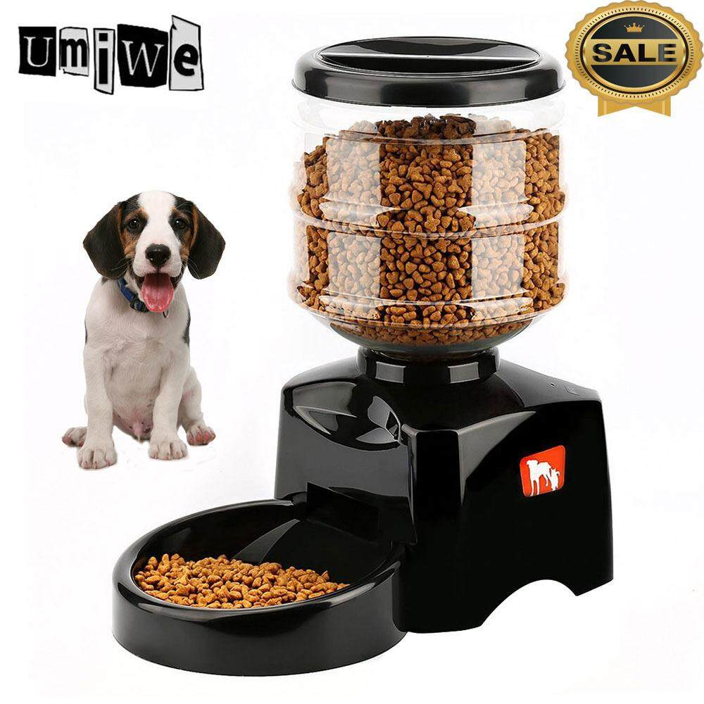 Automatic Dog Food Dispenser With Timer Malaysia