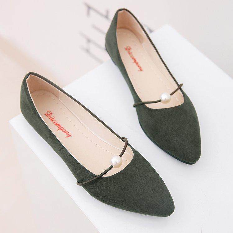 Women Korean Style Flats By Taobao Collection.