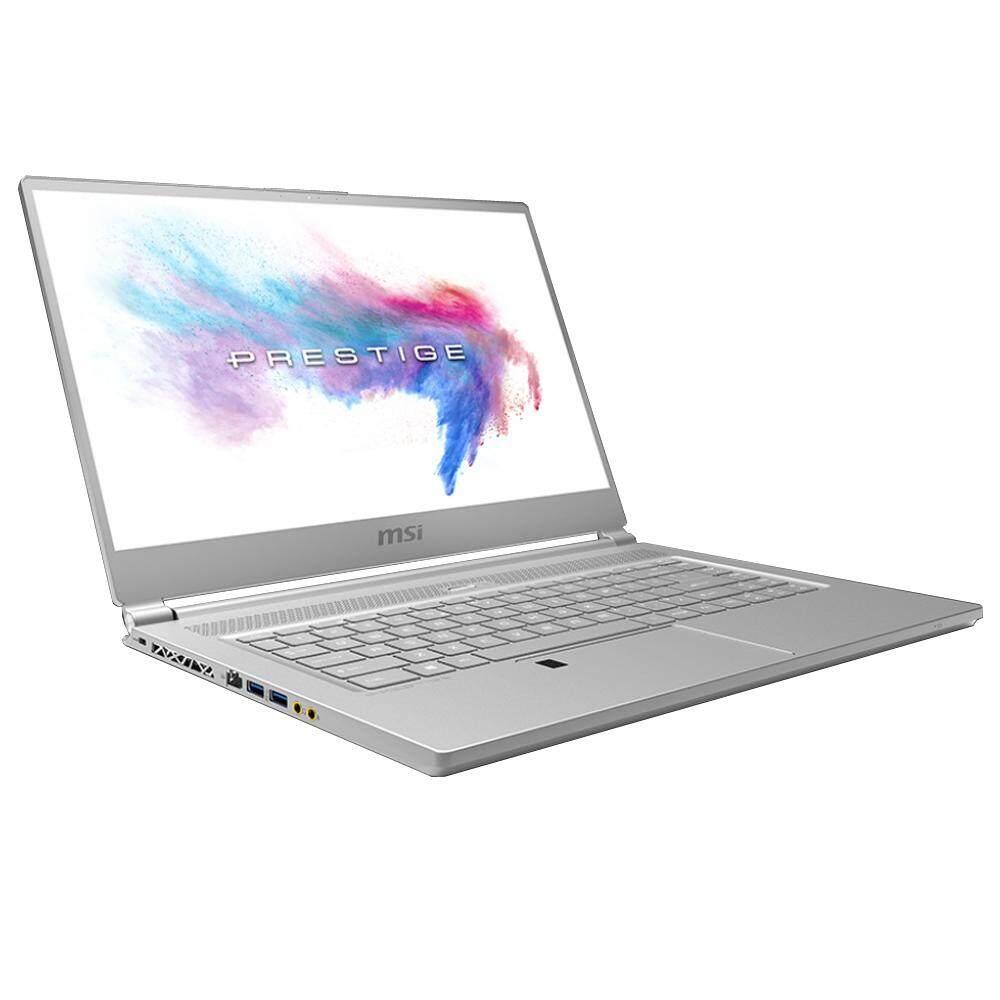 MSI Creator P65 8RE-055 15.6 FHD Laptop Silver (i7-8750H, 16GB, 512GB, GTX1060 6GB, W10P) Malaysia