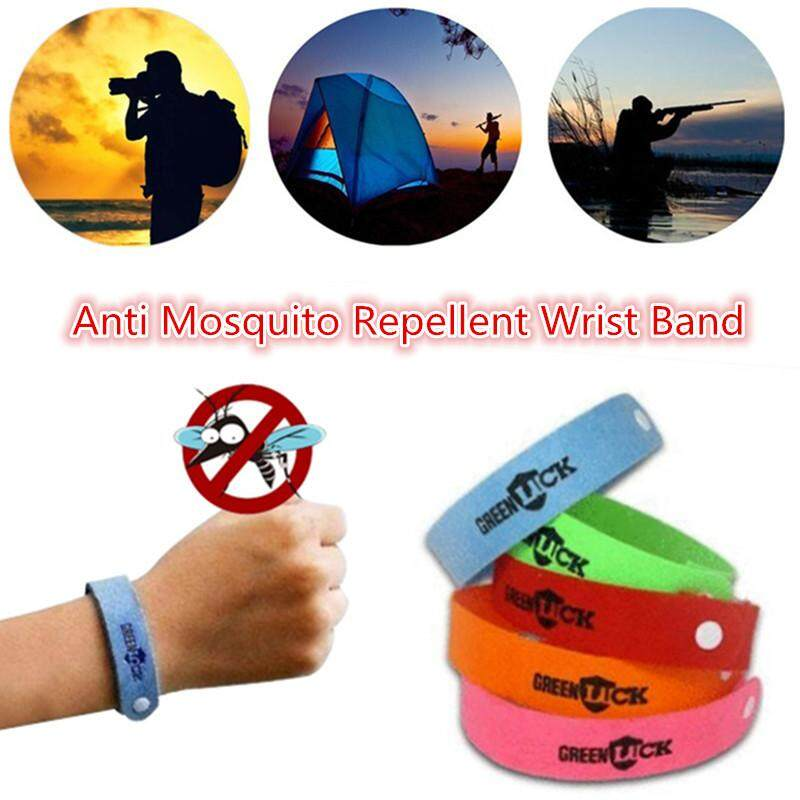 ZLOYI 50pcs Anti Mosquito Bug Repellent Wrist Band Bracelet Insect Nets Bug Lock Nice