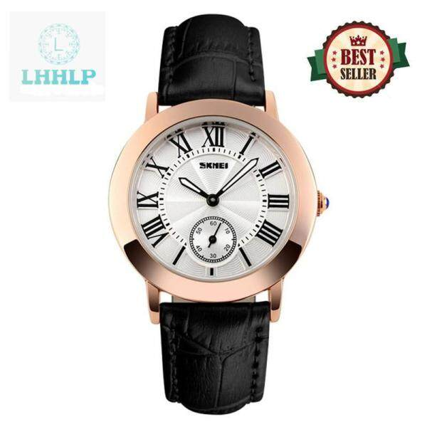 SKMEI 1083 Ladies Waterproof Watch Retro Leather Quartz Womens Watch Four Colors Available Malaysia
