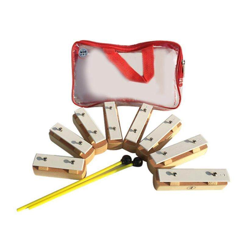 OSMAN TB8-1 8 Notes Wooden Xylophone Childhood Kids Music Instrument Best Gifts Malaysia