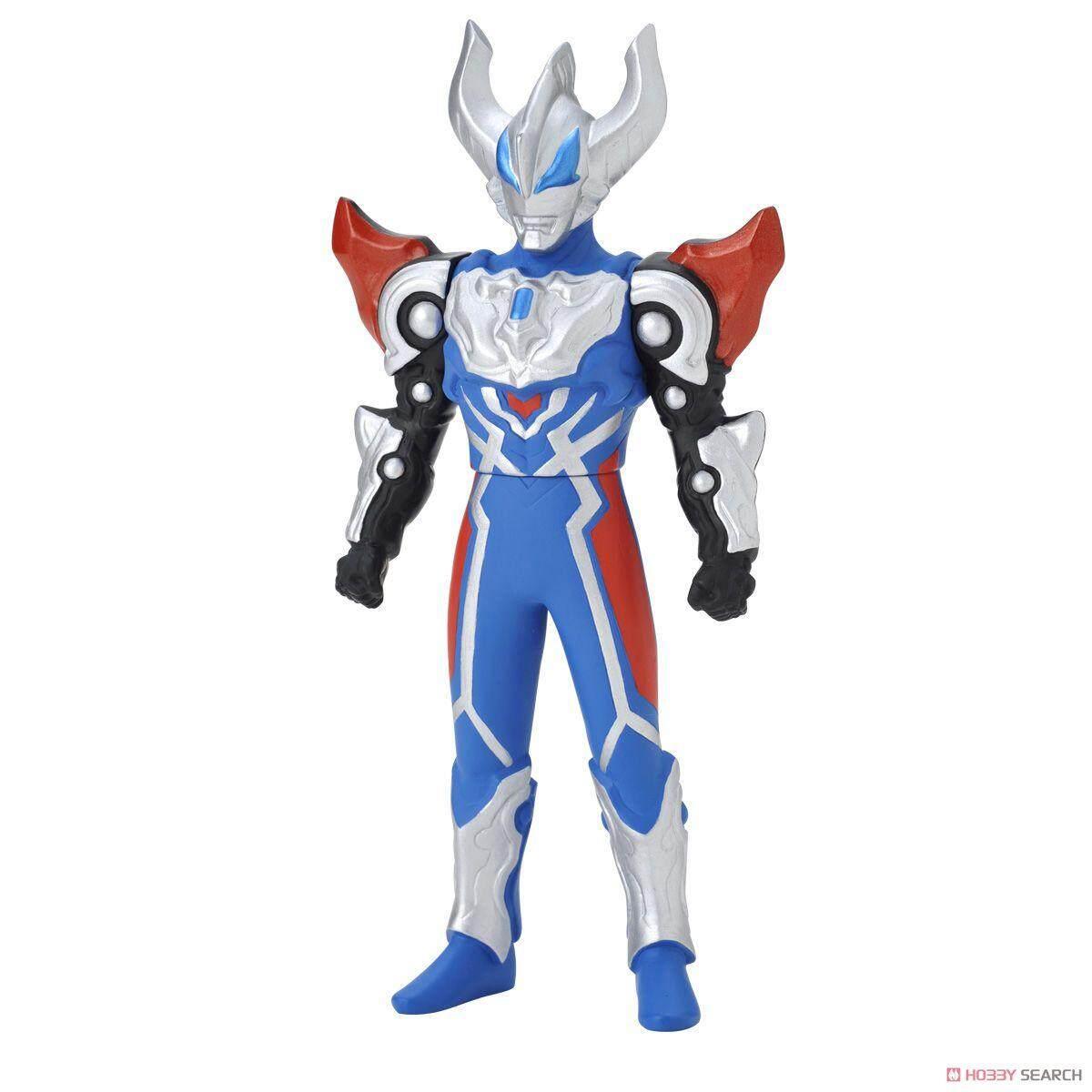[Original Bandai] Ultra Hero 46 Ultraman Geed Magnificent (Character Toy)