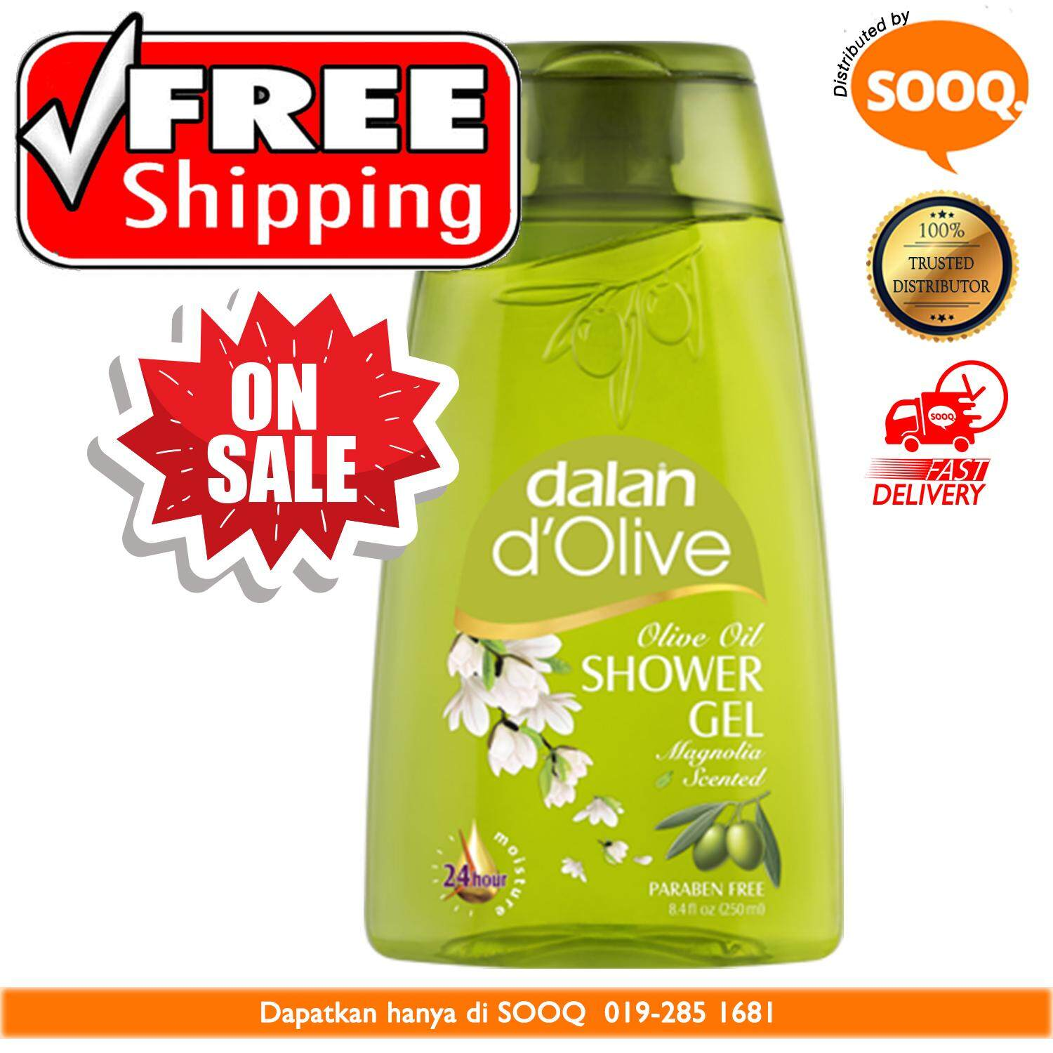 Dalan Dolive Buy At Best Price In Malaysia Www D Olive Body Oil 250ml 1 Promotion Shower Gel Magnolia