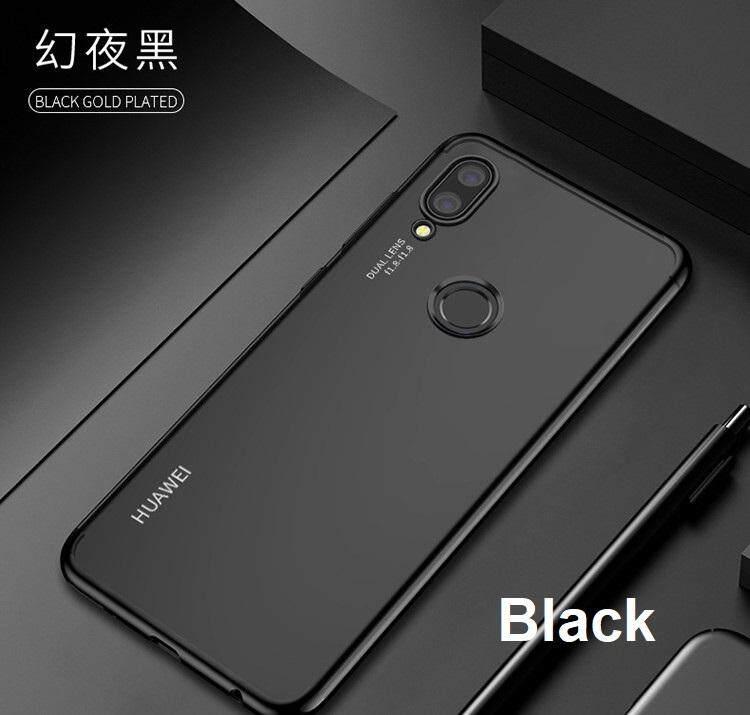 Huawei Nova 3i Nova3i Gold Plated Phone Case Casing Cover