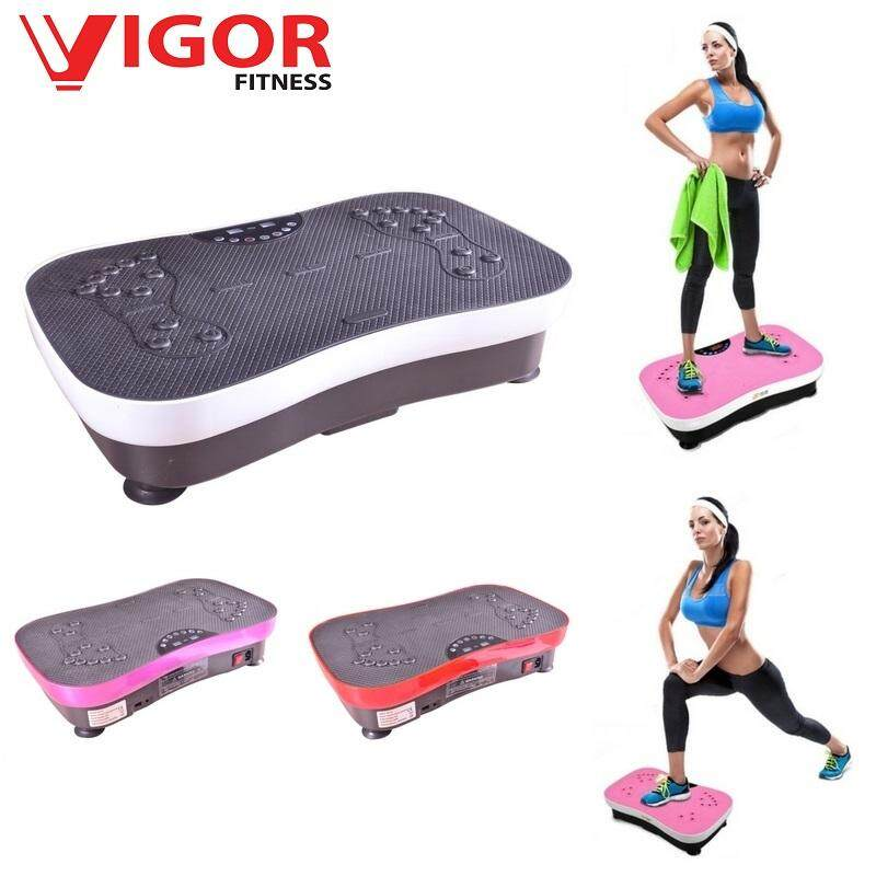 Slimming Easy Tone Vibration Plate Shaker By Gym Store.