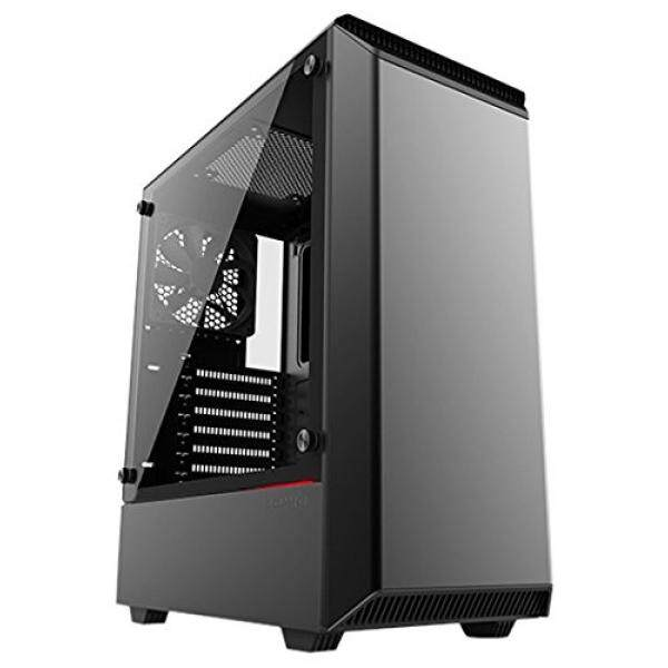 Phanteks Eclipse Steel ATX Mid Tower Tempered Glass Black Cases - PH-EC300PTG_BK Malaysia